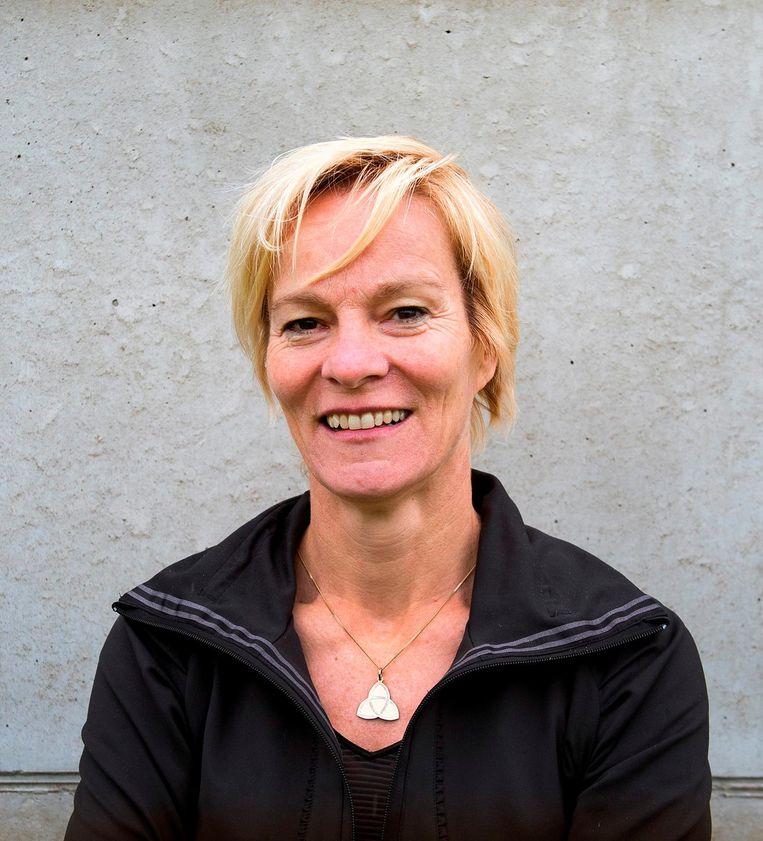 Vera Pauw. Beeld Klaas Jan van der Weij / de Volkskrant