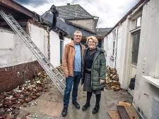'Dat afgebrande huis deed er even helemaal niet toe'