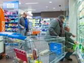 Ruzie in supermarkt geeft felle discussie op sociale media: 'Is afstand houden zo moeilijk?'