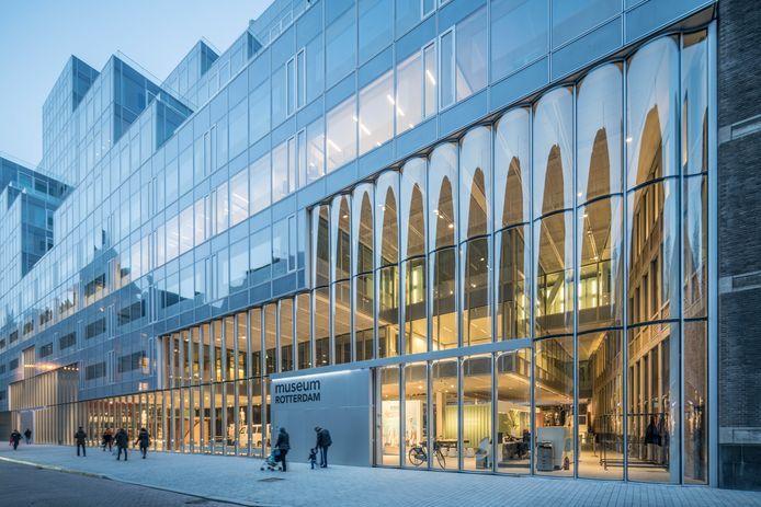 Museum Rotterdam trekt te weinig bezoekers.