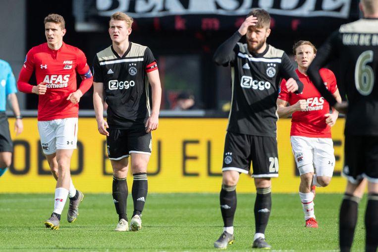 Podcast: Vooruitblik AZ -Ajax