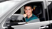 Daar is Cristiano Ronaldo weer: Portugees voegt zich na twee weken quarantaine in Italië weer bij Juve-selectie