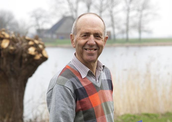Jan Zegers ten tijden van de publicatie van zijn debuutroman in 2012.