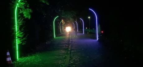 Brugge steekt (heel even) de lichtjes aan voor nieuw spektakel Wintergloed