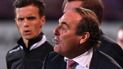 "Football Talk. Vanderhaeghe riskeert twee duels schorsing - Nieuwe coach Moeskroen: ""Wil werk van Storck verderzetten"""