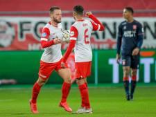 Utrecht brengt Twente eerste competitienederlaag toe