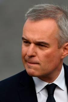 Au cœur d'une polémique, le ministre français François de Rugy a démissionné