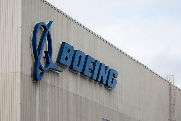 De fabriek van Boeing in Renton, Verenigde Staten. Beeld ANP