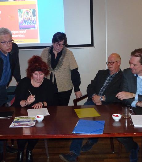 Vrijwilligers Dorpsraad Wijbosch verplicht VOG