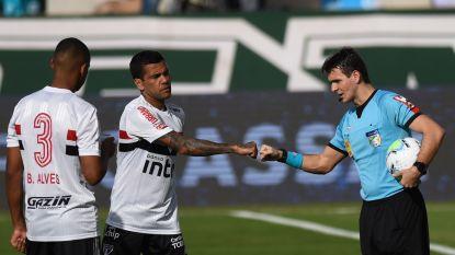 Match in Brazilië op laatste moment afgelast na tien besmettingen in een team