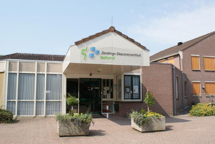 Het Zendings-Diaconessenhuis in Amerongen.