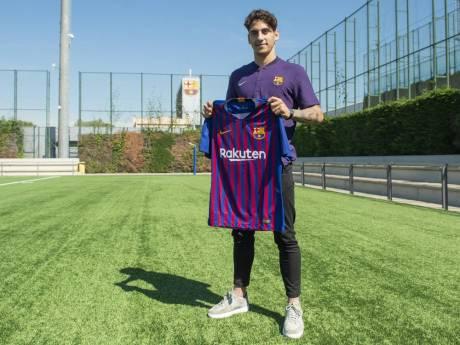 Reis nu ook bij Jong Oranje: 'Waarom zou ik een speler van Barcelona niét oproepen?'