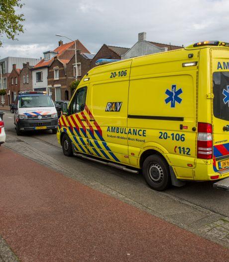 Fietsster gewond na botsing met auto in Roosendaal