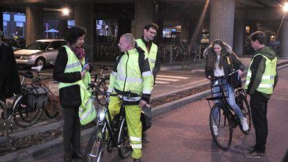 Fietsersbond beloont zichtbare fietsers