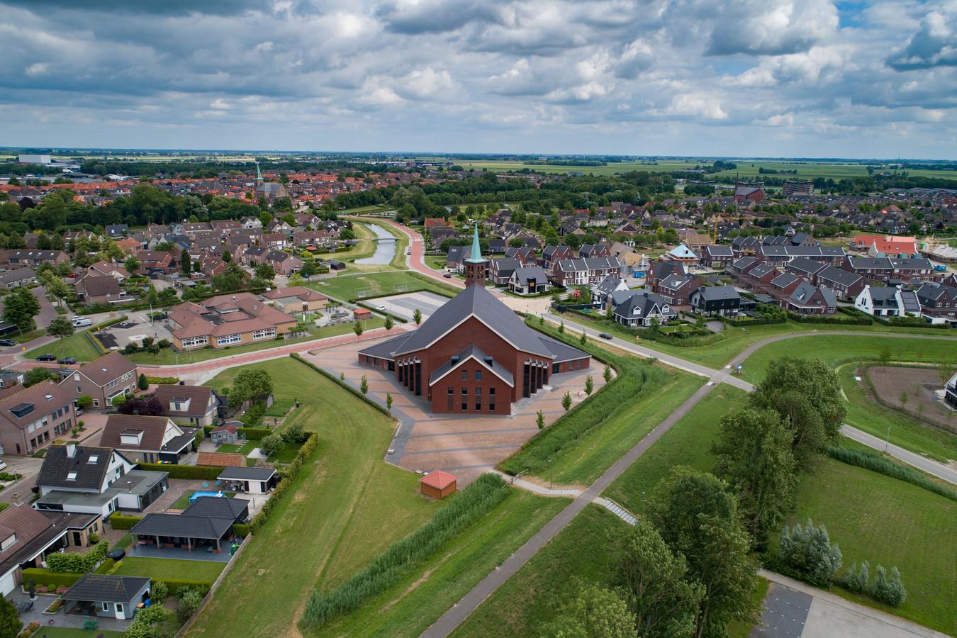 De Hersteld Hervormde Kerk in Genemuiden