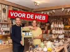 Patricia en Dennis houden van hout en kunnen er alles mee maken: 'Uitdagend product om mee te werken'