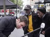 Roel als 'deepfake' de straat op: zó reageren voorbijgangers