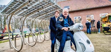 Apeldoornse kinderboerderij levert gratis stroom voor e-bike