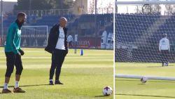 Veel Real-fans zien in hem een zondebok, maar met dit stuntwerk kan Benzema mogelijk toch weer wat zieltjes winnen