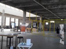 Inpandige verbouwing Timmerfabriek op til