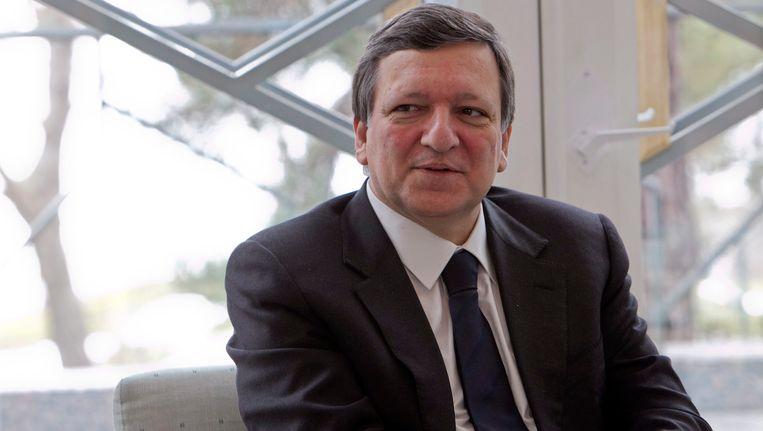 EU-topman Jose Manuel Barosso. Beeld EPA