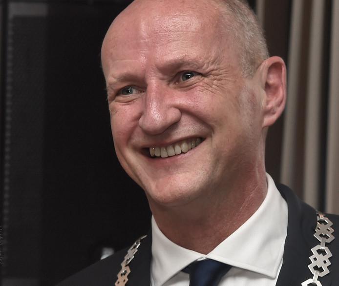De Veerse burgemeester Rob van der Zwaag