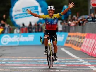 Giro-favorieten Yates en Thomas sneuvelen in eerste bergrit, Caicedo houdt Belgisch klimtalent Vanhoucke af op Etna