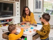 Simone deelt speeltips voor kinderen via Instagram: 'Ouders vragen waar ik de tijd vandaan haal'