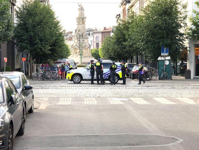Volkstraat, Anvers