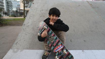 """Gentse skater (13) gaat viraal op het internet: """"Zélfs Tony Hawk heeft mijn video gedeeld"""""""