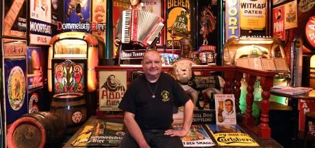 'Op rommelmarkten vind je dit soort spullen niet meer, de biercultuur is weer booming'