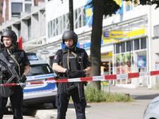Dodelijke steekpartij in supermarkt Hamburg