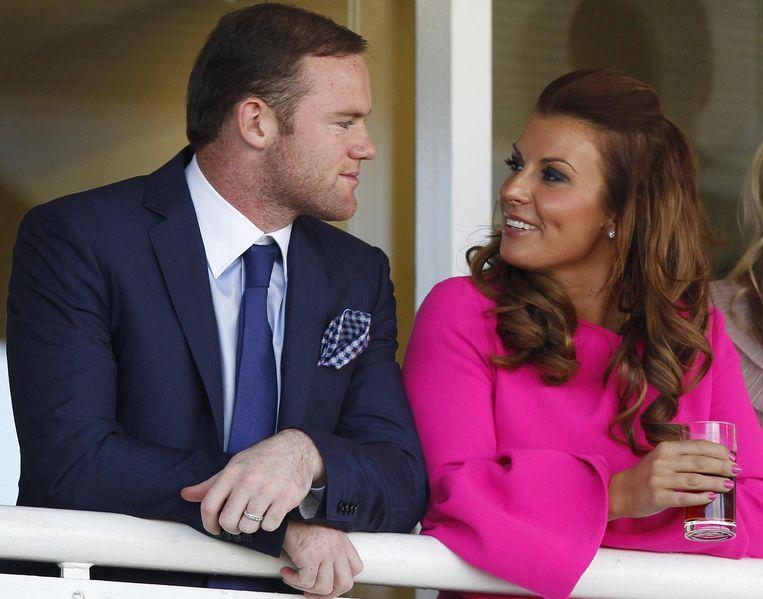 Wayne en Coleen Rooney