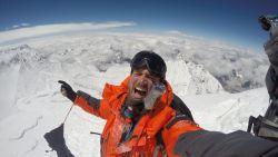 """""""Boven de 8.000 meter per stap vijf keer ademen"""""""
