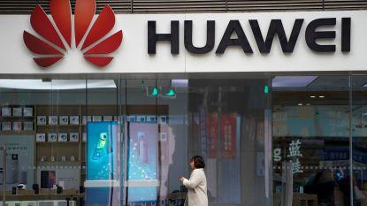 België voert onderzoek naar Chinese telecomleverancier Huawei