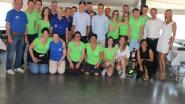Eetfestijn Tim en Braam Merlier lokt 960 supporters