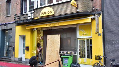 Dieven slaan tweede keer toe in Panos