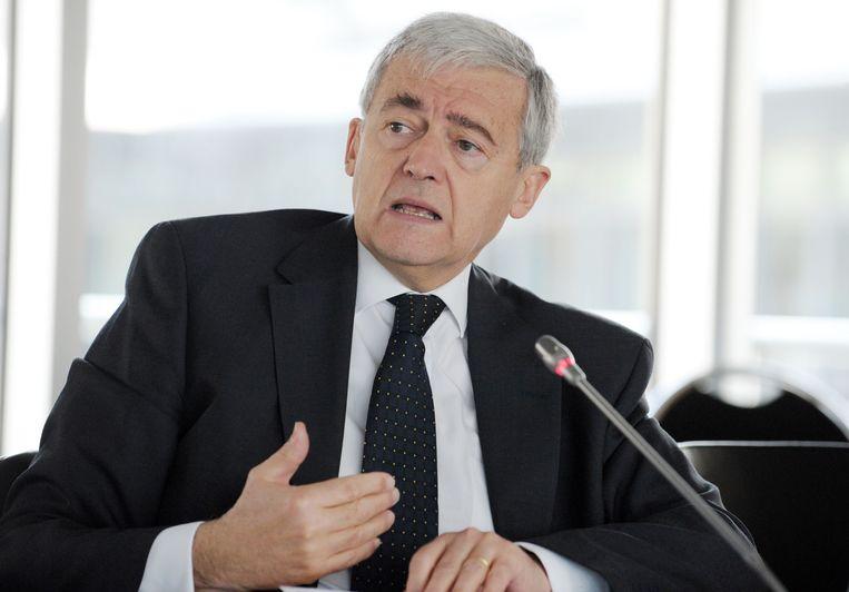 Pierre Mongin.