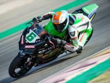 Het seizoen voor motorcoureur en wereldkampioen Jeffrey Buis begint op Assen