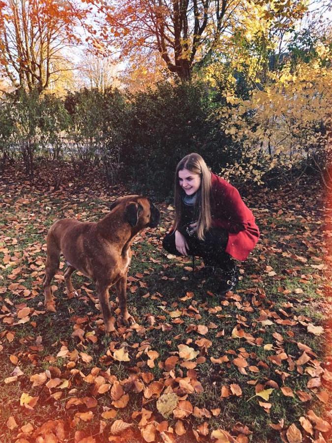 PrO-raadslid Myrte Hesselberth denkt dat afschaffing van de hondenbelasting in Oisterwijk nabij is