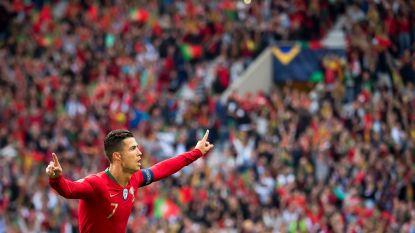 VIDEO. Een no-look-pass, een poortje en 53ste hattrick: de weergaloze partij van Cristiano Ronaldo