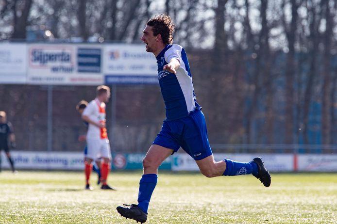 Gerke Schaap zorgde met SC Emmeloord voor sensatie in het bekertoernooi.