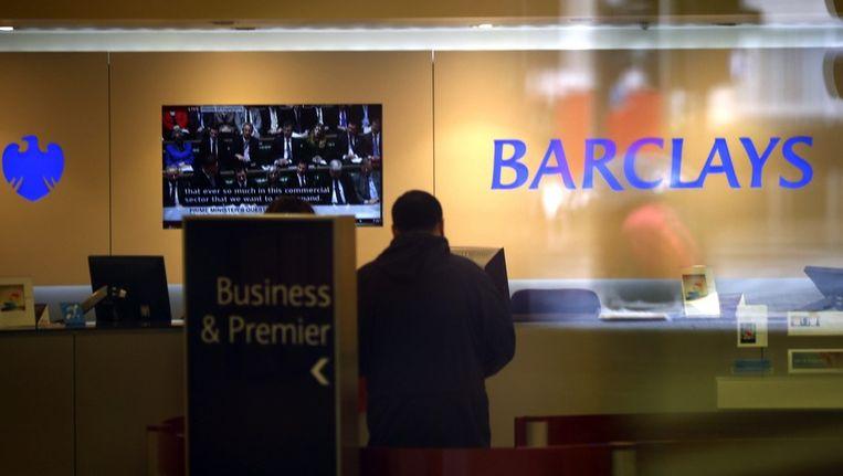Kantoor van Barclays in Londen. Beeld epa