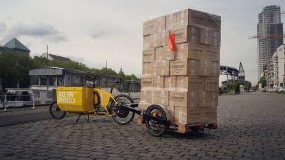 """Urbike is ervan overtuigd: """"Leveringen met fietsen en aanhangwagens zijn de toekomst"""""""