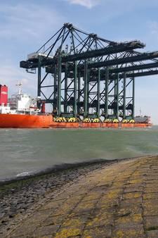 Kolossaal zeetransport voor Antwerpen