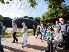 Canon van Nederland geopend met canon én kanon