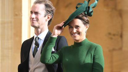 Pippa Middleton onthult naam van pasgeboren zoontje