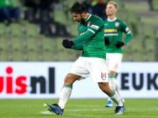 FC Dordrecht pakt vijfde gelijkspel van het seizoen