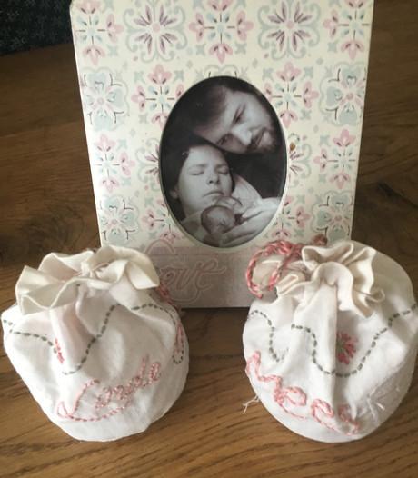 Oisterwijkse moeder van doodgeboren tweeling wordt uitvaartbegeleider voor baby's