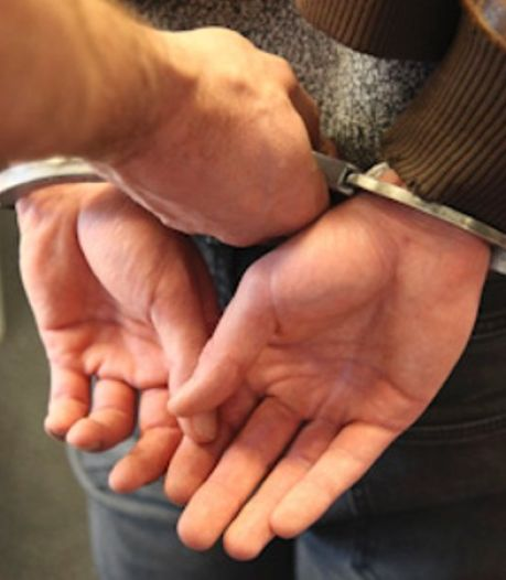 Inbreker op heterdaad betrapt in Halle